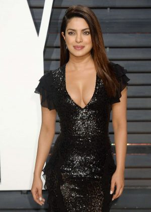 Priyanka Chopra - 2017 Vanity Fair Oscar Party in Hollywood