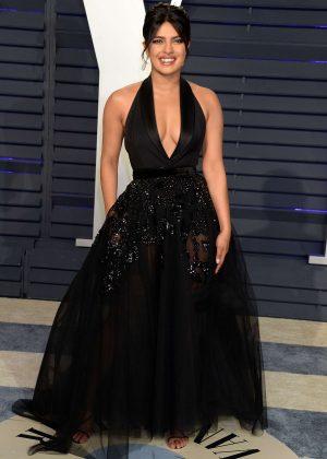 Priyanka Chopra - 2019 Vanity Fair Oscar Party in Beverly Hills