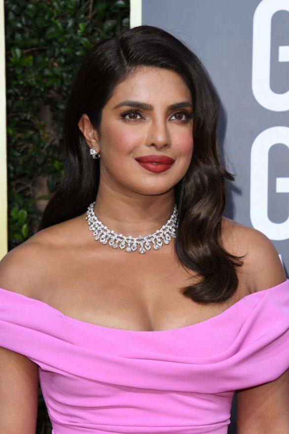 Priyanka Chopra - 2020 Golden Globe Awards in Beverly Hills