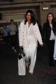 Priyanka Chopra - Arrives at Nice Airport in France