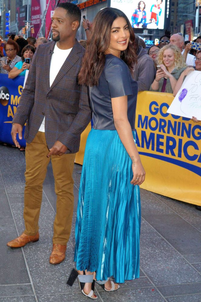 Priyanka Chopra at Good Morning America -01