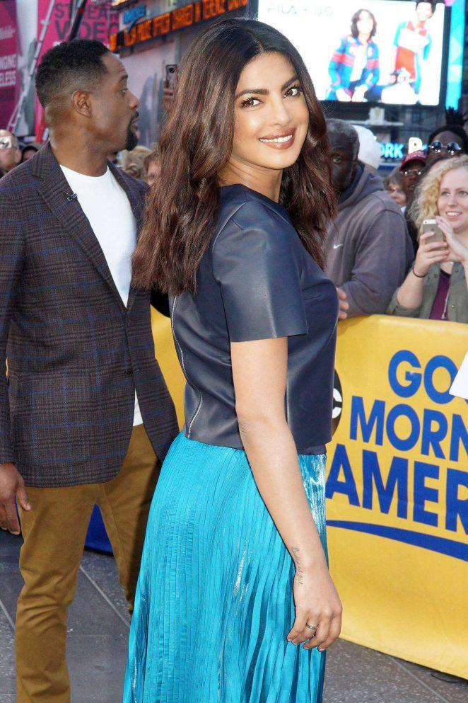 Priyanka Chopra at Good Morning America -04