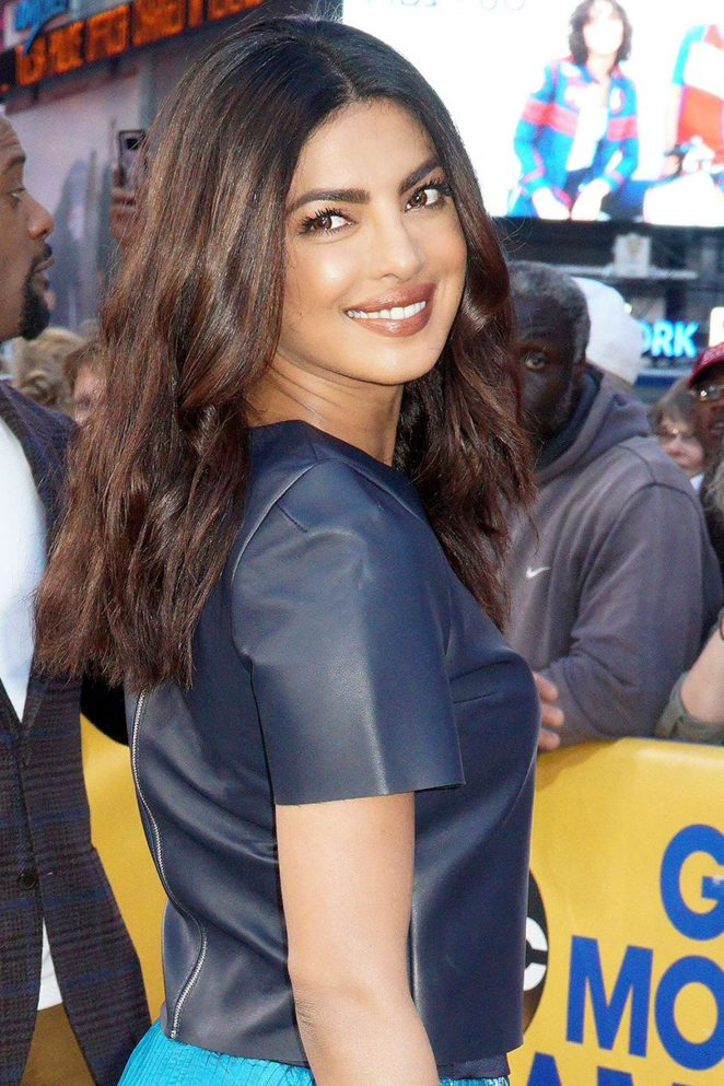 Priyanka Chopra 2016 : Priyanka Chopra at Good Morning America -06