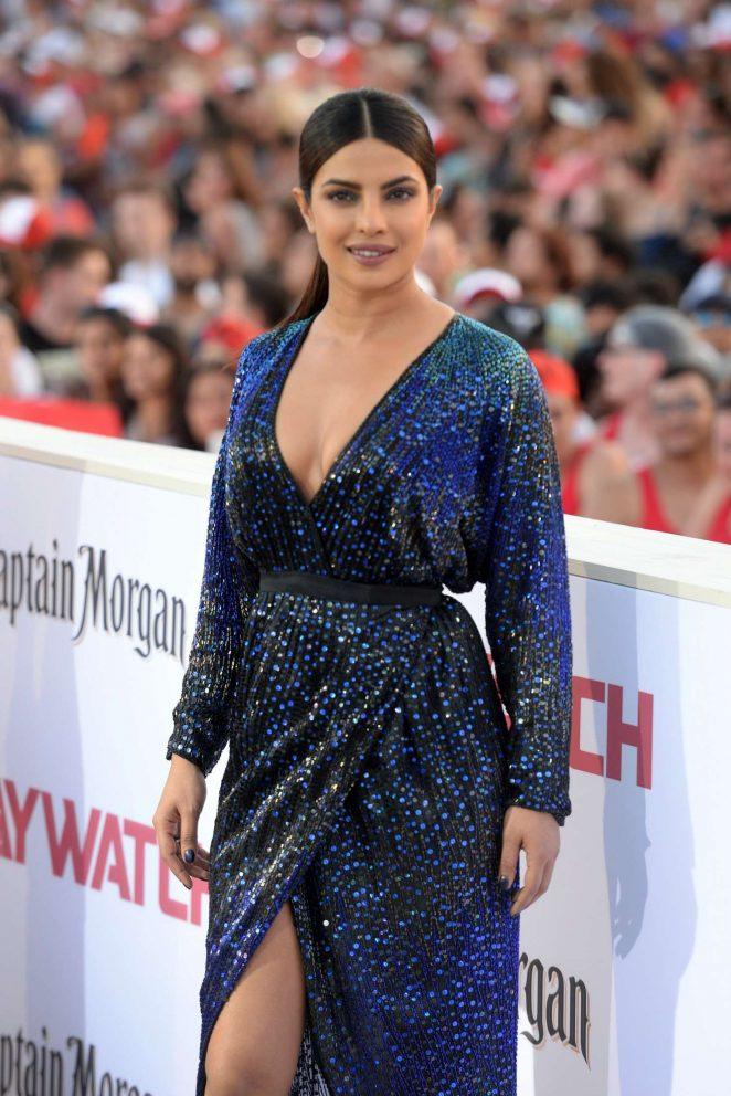 Priyanka Chopra - 'Baywatch' Premiere in Miami