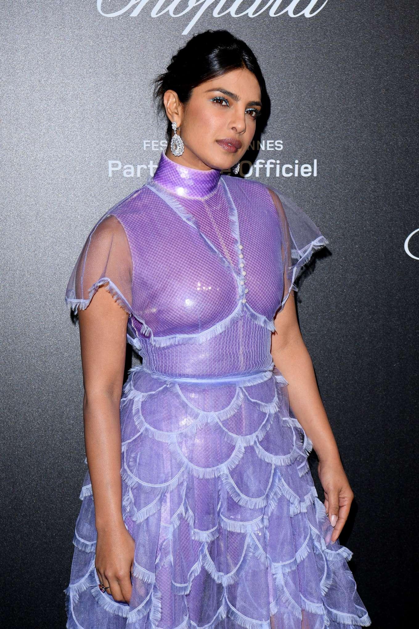 Priyanka Chopra 2019 : Priyanka Chopra: Chopard Party at 2019 Cannes Film Festival-04