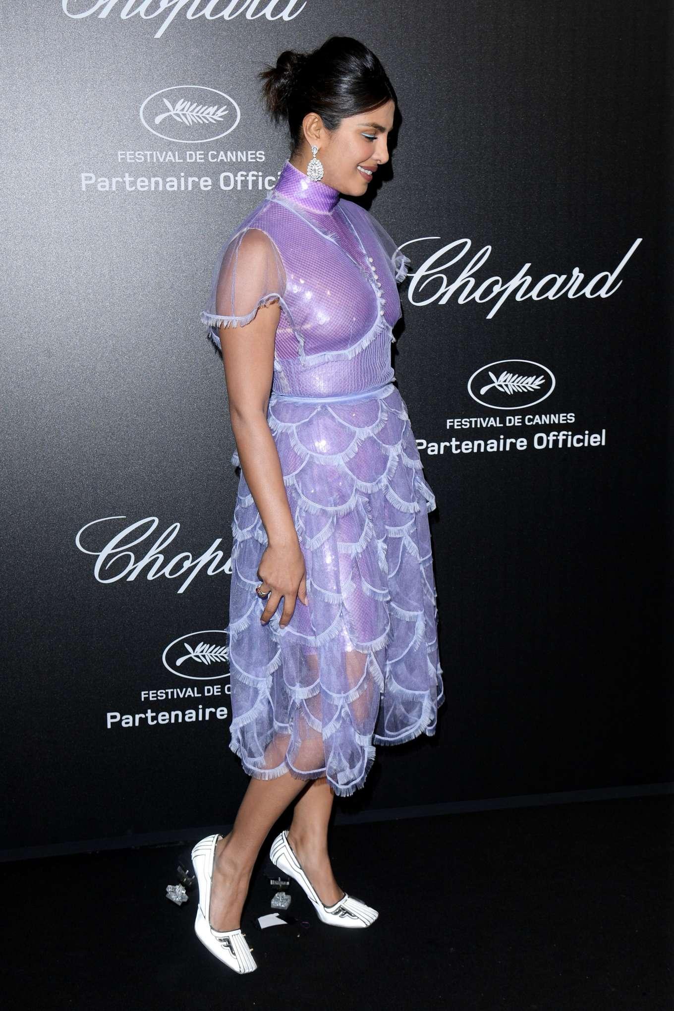 Priyanka Chopra 2019 : Priyanka Chopra: Chopard Party at 2019 Cannes Film Festival-17