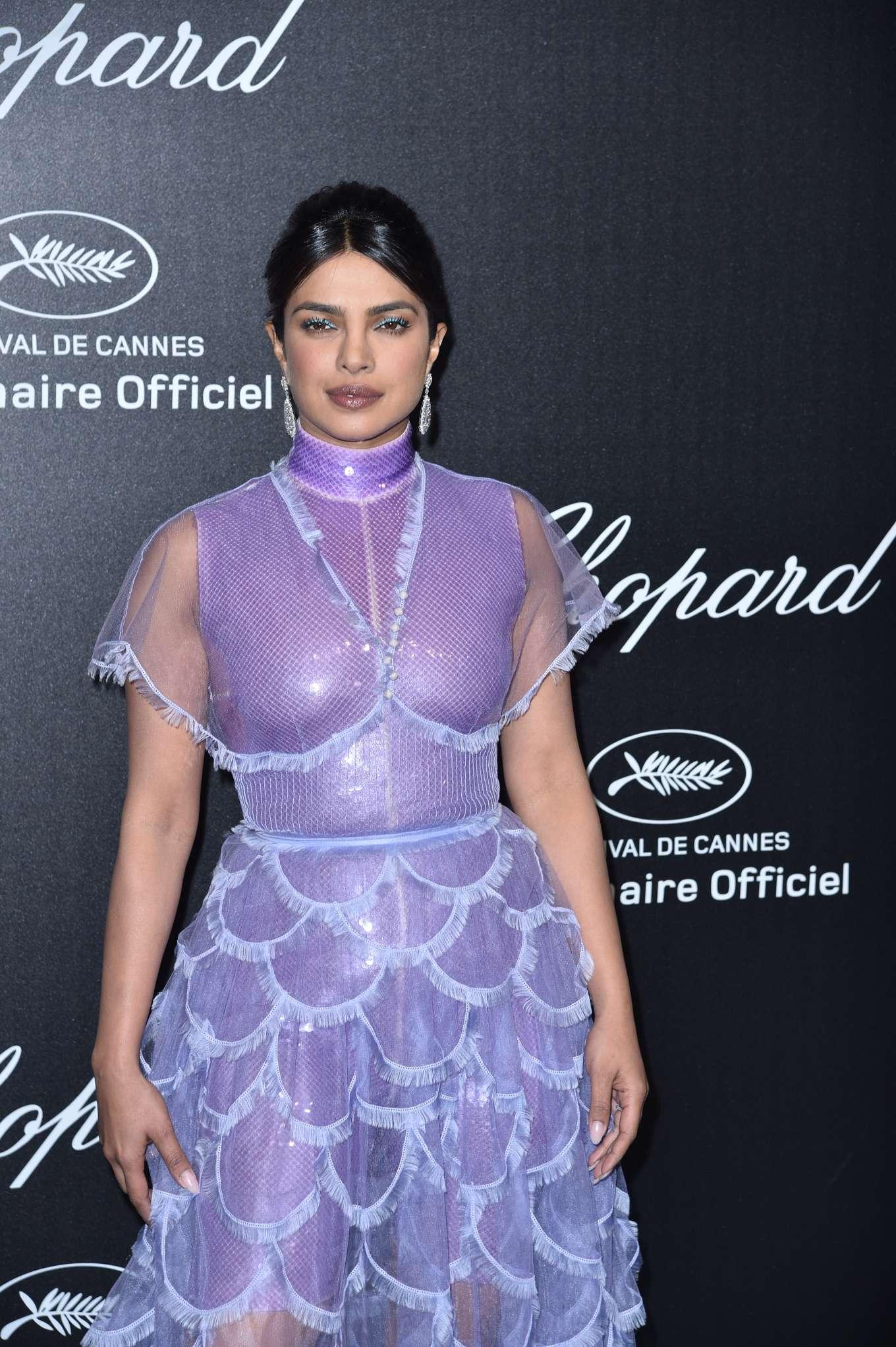Priyanka Chopra 2019 : Priyanka Chopra: Chopard Party at 2019 Cannes Film Festival-18