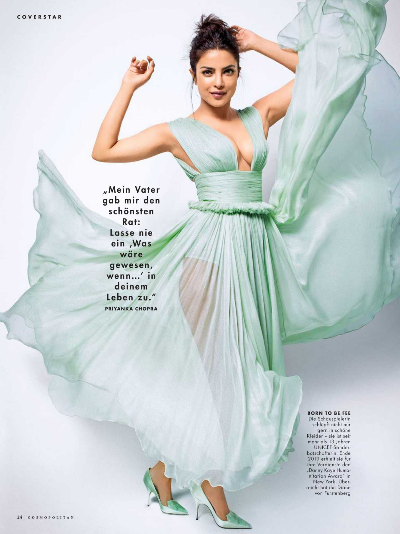 Priyanka Chopra 2020 : Priyanka Chopra – Cosmopolitan Magazine (Germany – April 2020 issue)-01