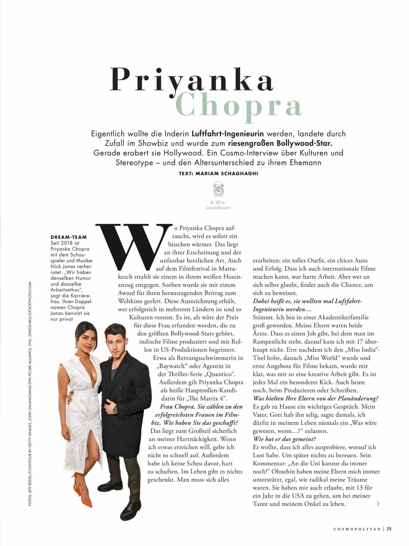 Priyanka Chopra 2020 : Priyanka Chopra – Cosmopolitan Magazine (Germany – April 2020 issue)-02