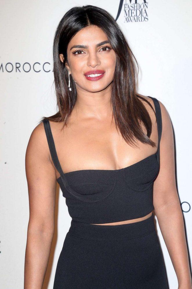 Priyanka Chopra - Daily Front Row's 2018 Fashion Media Awards in New York
