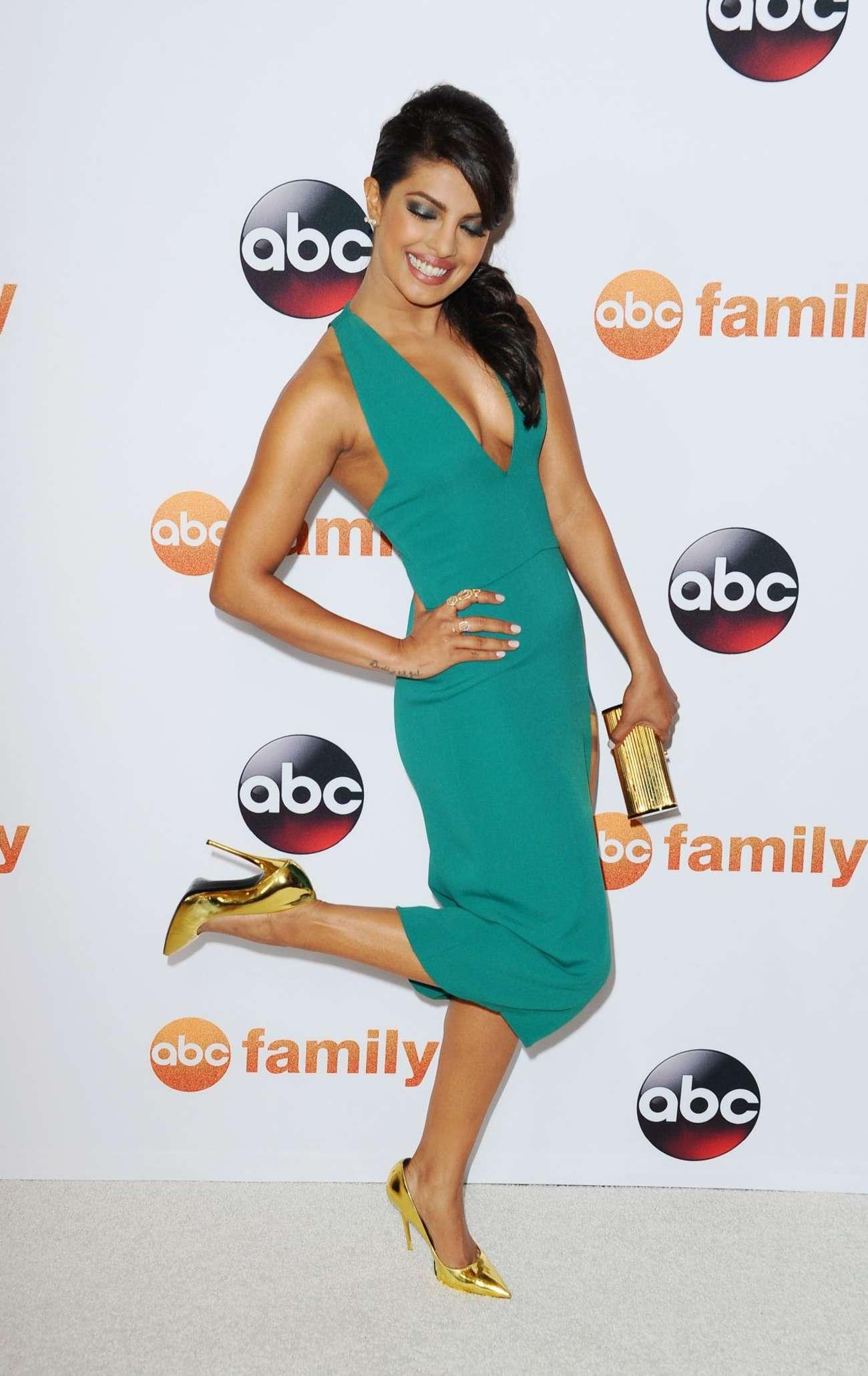 Priyanka Chopra - Disney ABC 2015 Summer TCA Press Tour Photo Call in Beverly Hills