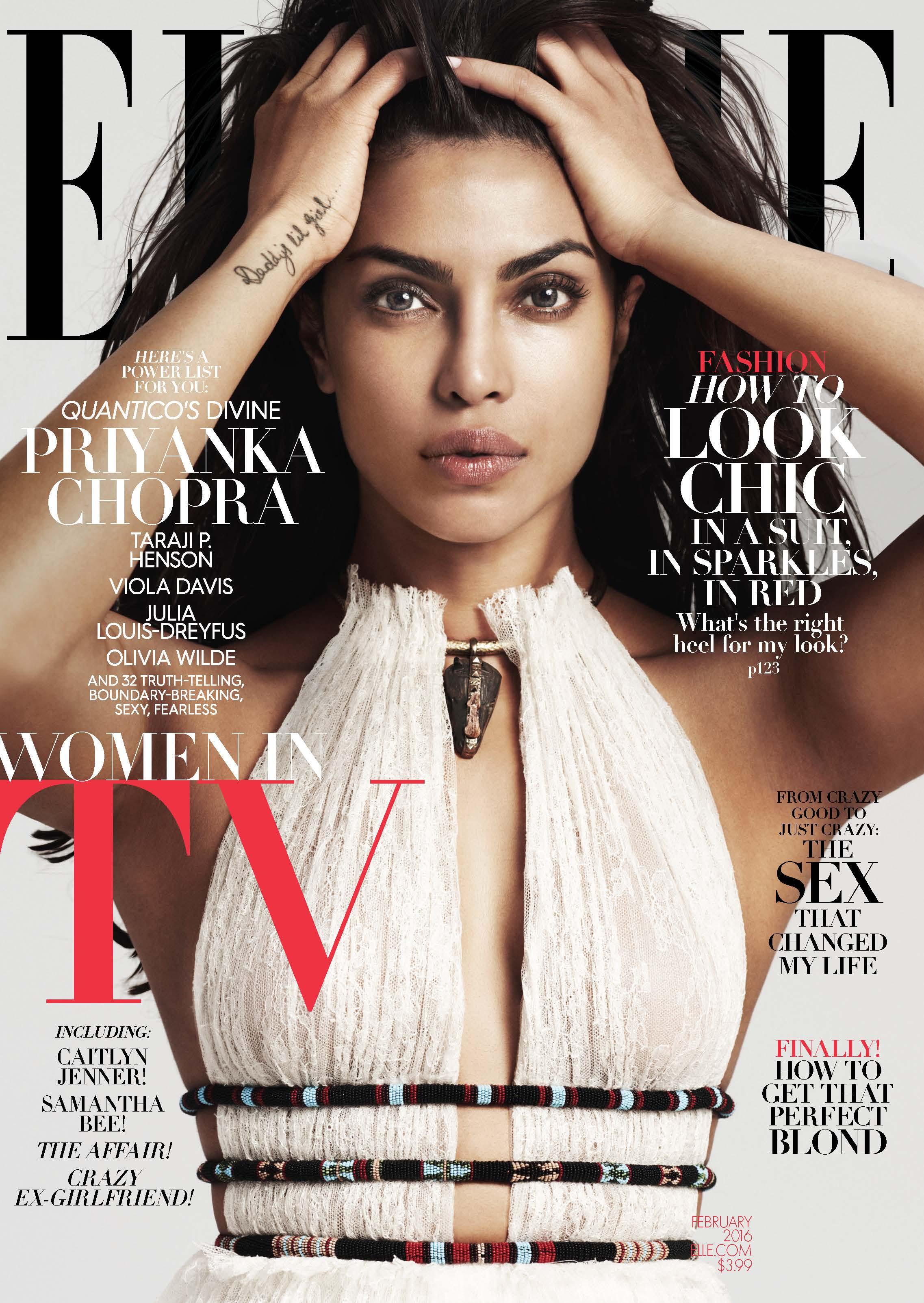 priyanka chopra elle magazine cover february 2016