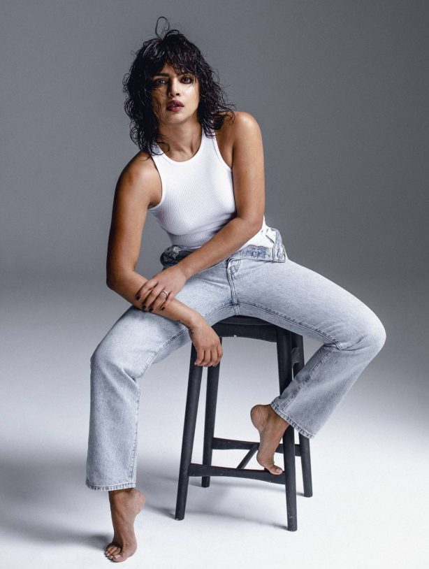 Priyanka Chopra - Elle  (March 2021)