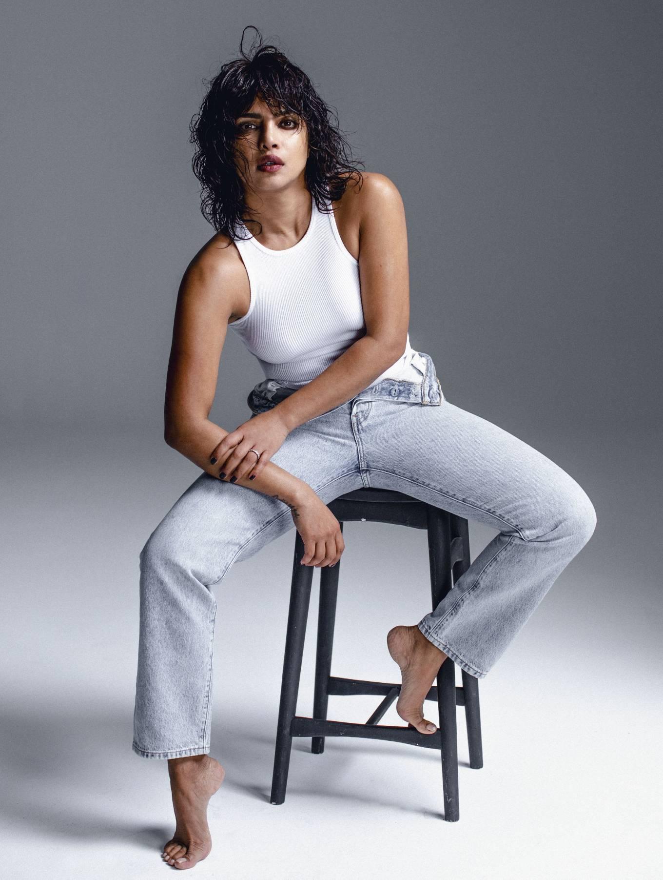 Priyanka Chopra - Elle  (March 2021)
