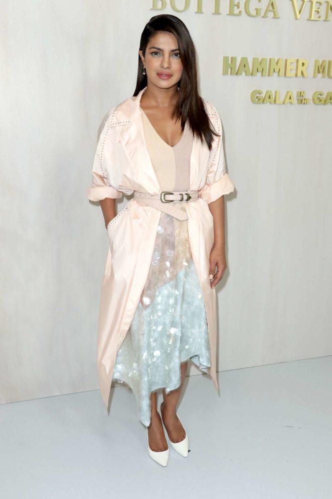 Priyanka Chopra - Hammer Museum's Gala 2017 in Los Angeles