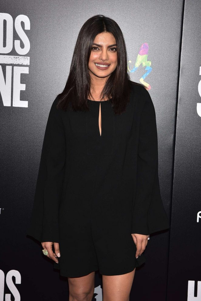 Priyanka Chopra - 'Hands of Stone' Premiere in New York