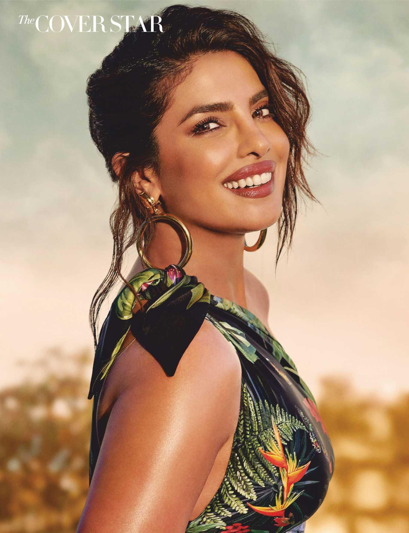 Priyanka Chopra 2020 : Priyanka Chopra – Harpers Bazaar Singapore 2020-01