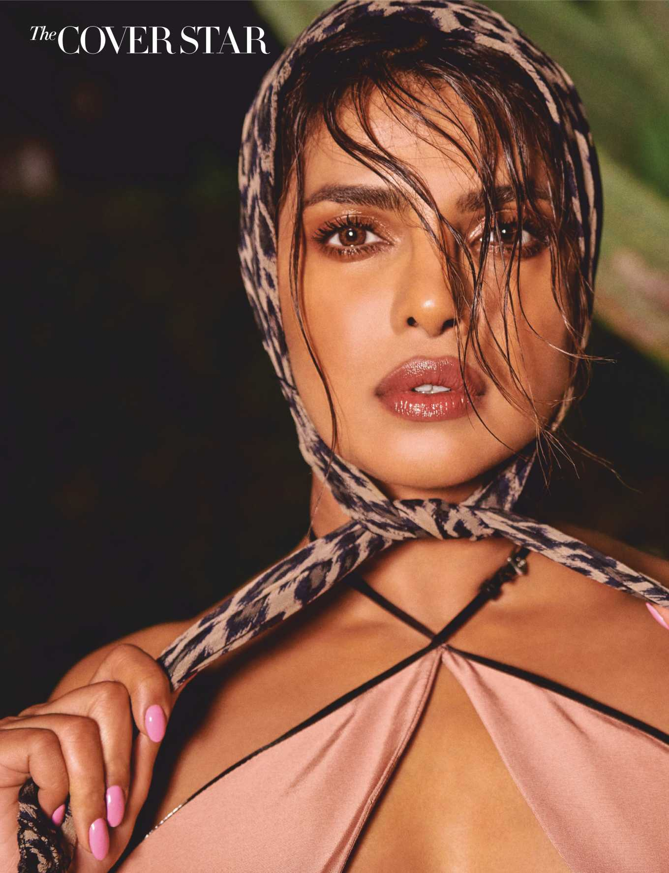 Priyanka Chopra 2020 : Priyanka Chopra – Harpers Bazaar Singapore 2020-09