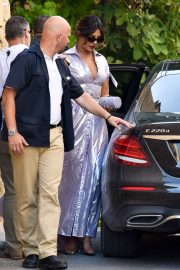 Priyanka Chopra - Leaving a hotel in the south of France