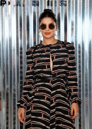 Priyanka Chopra - Longchamp Fashion Show in NYC