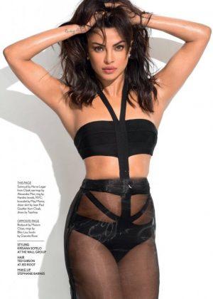 Priyanka Chopra - Maxim Magazine (June/July 2016) adds