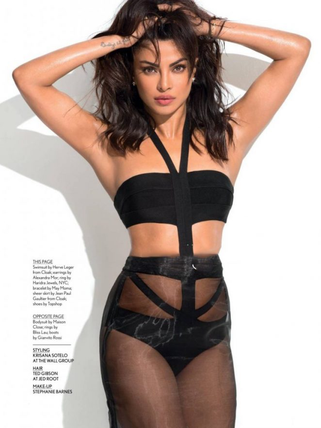 Priyanka Chopra - Maxim Magazine (June/July 2016) adds