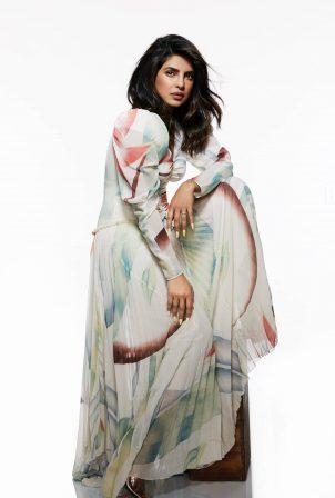 Priyanka Chopra - Netflix Queue January by Art Streiber 2021