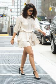 Priyanka Chopra - Out and about in NY