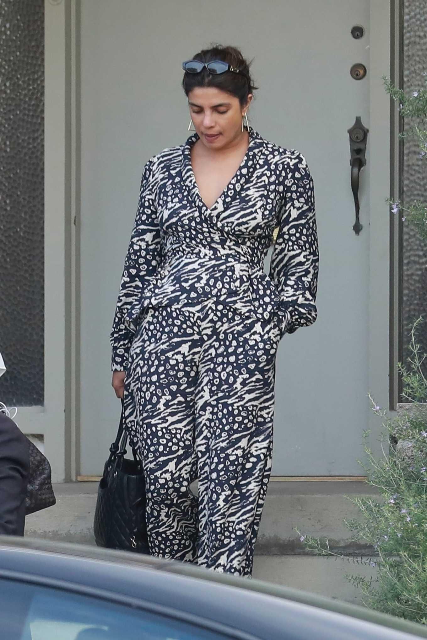 Priyanka Chopra 2020 : Priyanka Chopra – Out in Los Angeles-11