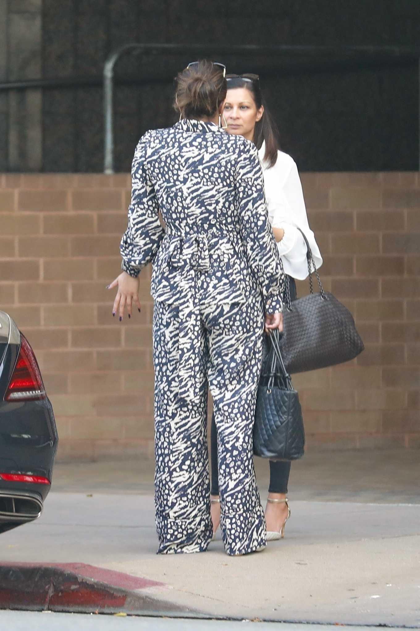 Priyanka Chopra 2020 : Priyanka Chopra – Out in Los Angeles-12