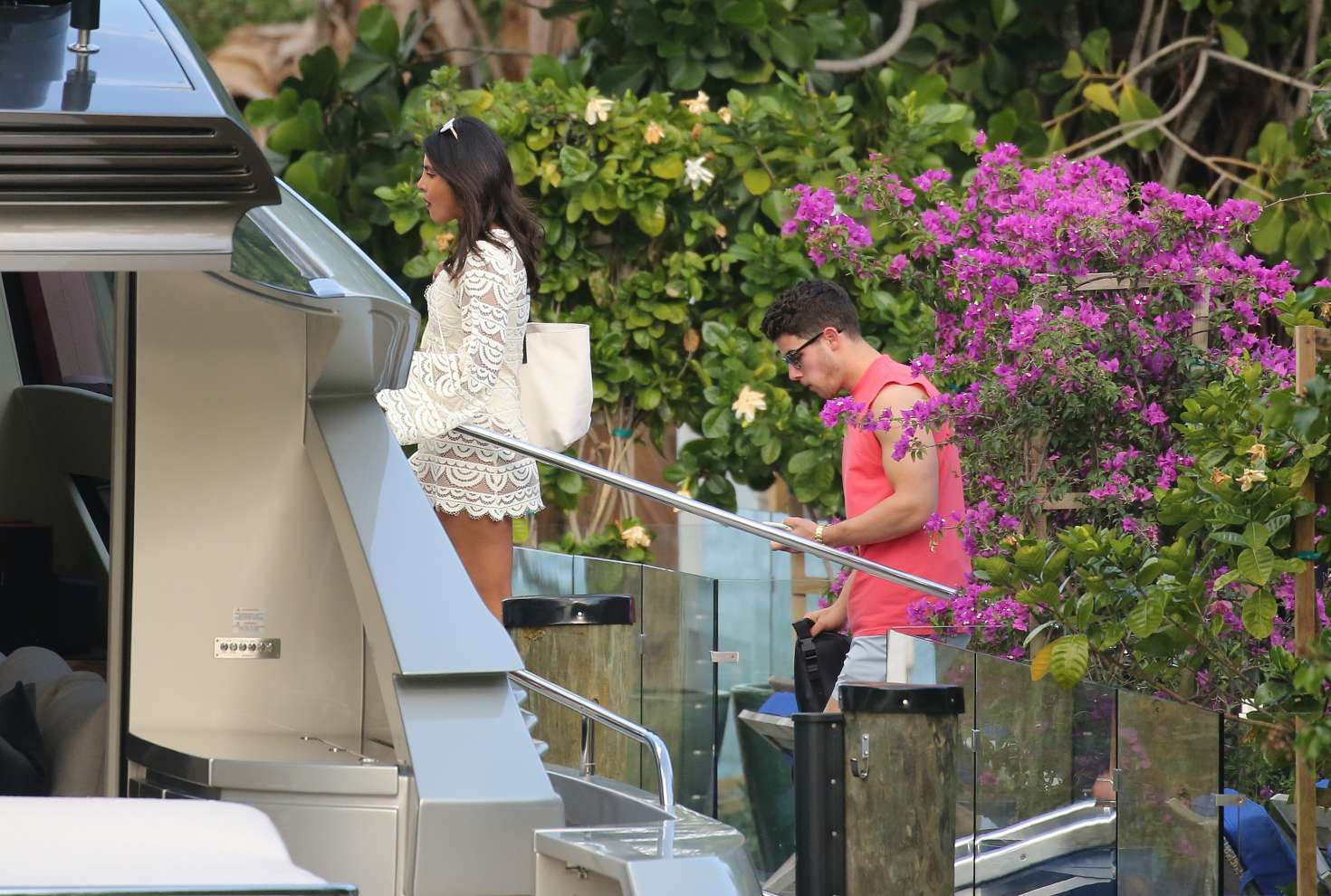 Priyanka Chopra 2019 : Priyanka Chopra: Out in Miami -04