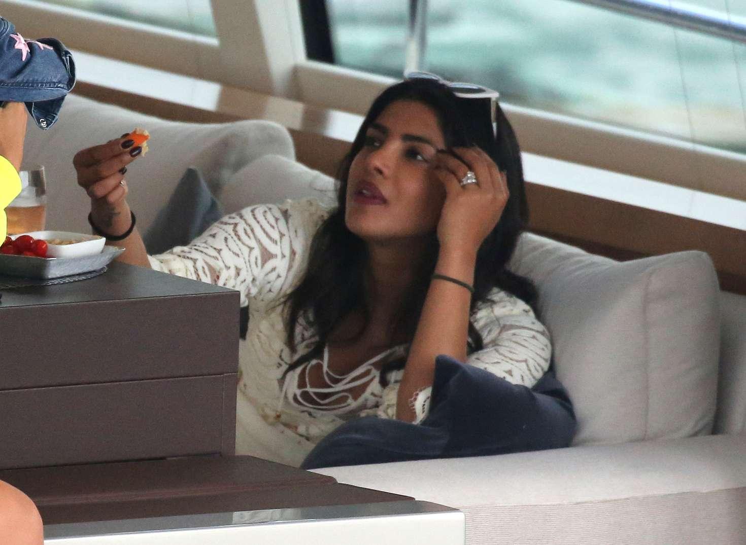 Priyanka Chopra 2019 : Priyanka Chopra: Out in Miami -05