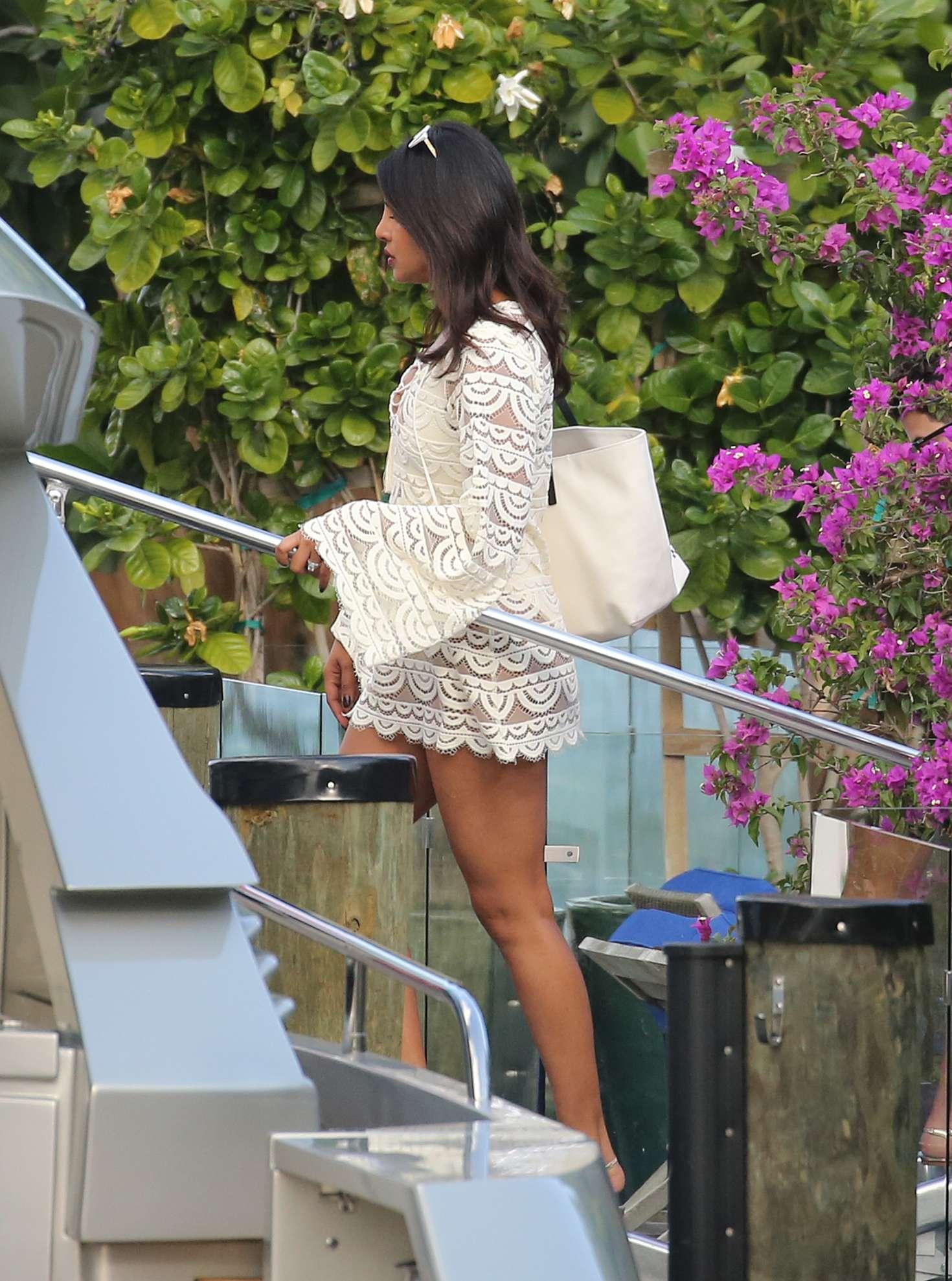Priyanka Chopra 2019 : Priyanka Chopra: Out in Miami -10