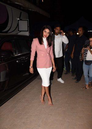 Priyanka Chopra - Out in Mumbai
