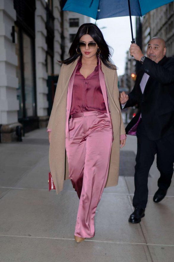 Priyanka Chopra - Out in New York