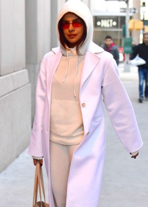 Priyanka Chopra - Out in NYC