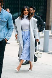 Priyanka Chopra - Out in Tribeca, New York City