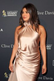Priyanka Chopra - Recording Academy and Clive Davis pre-Grammy Gala in Beverly Hills