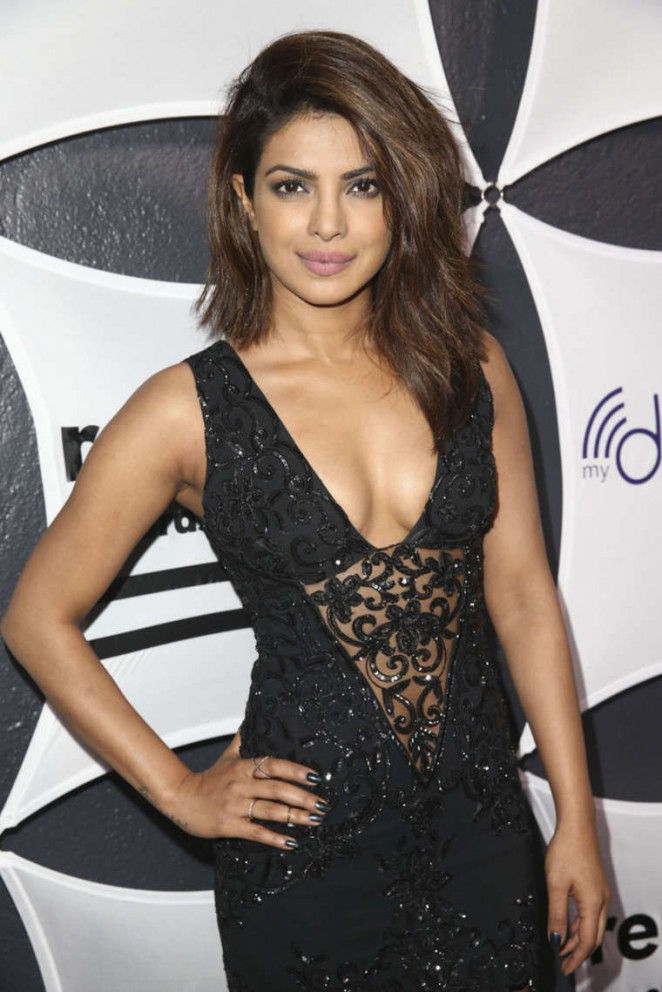 Priyanka Chopra - Republic Records & Big Machine Label Group Grammy Celebration in Hollywood