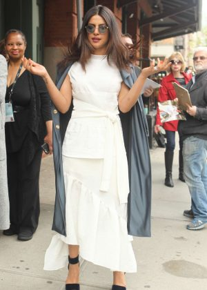 Priyanka Chopra - Seen out in New York City