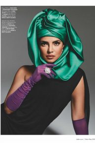 Priyanka Chopra - Tatler UK Magazine (May 2020)