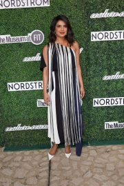 Priyanka Chopra - The Couture Council of the Museum at FIT is honoring Christian Louboutin in NY
