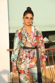 Priyanka Chopra - 'The Sky Is Pink' Promotion in Mumbai