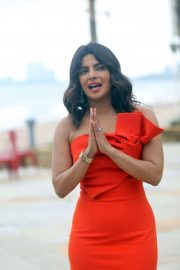 Priyanka Chopra - 'The Sky is Pink' Promotion in Mumbai