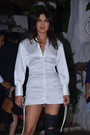 Priyanka Chopra - 'The Sky is Pink' Wrap up Party in Mumbai
