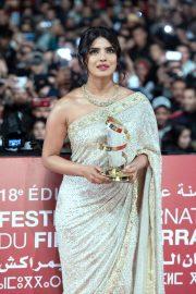 Priyanka Chopra - Tribute to Australian Cinema - 18th Marrakech Film Festival
