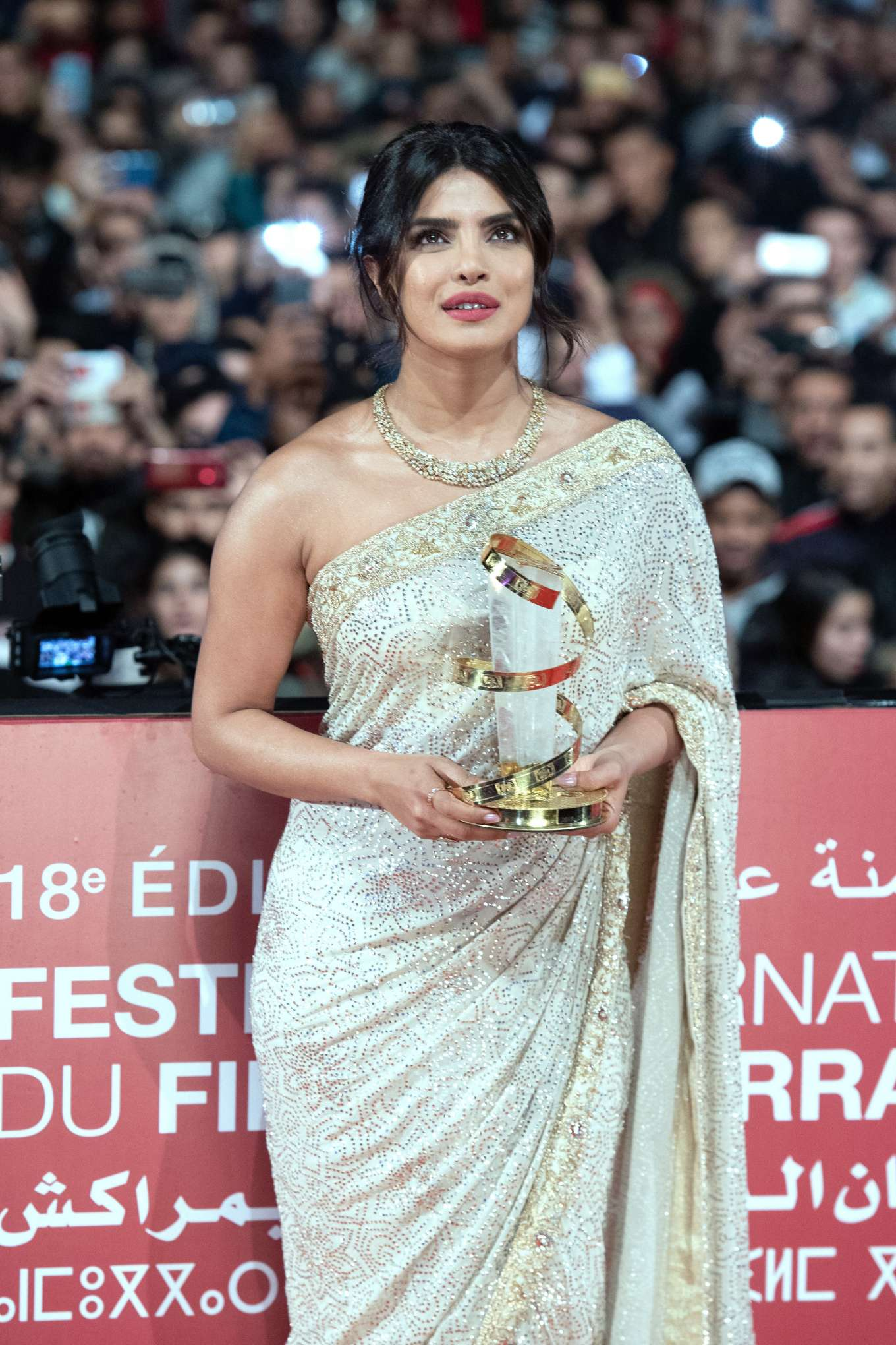 Priyanka Chopra - Tribute to Australian Cinema - 18th Marrakech Film Festival
