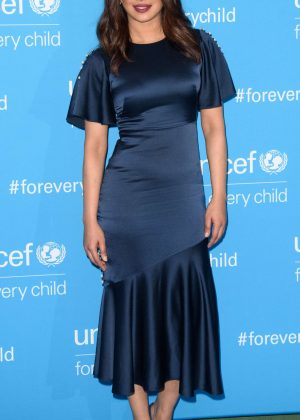 Priyanka Chopra - Unicef 70th Anniversary Celebration in New York