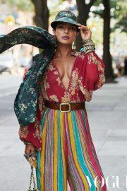 Priyanka Chopra - Vogue India Magazine (September 2019)