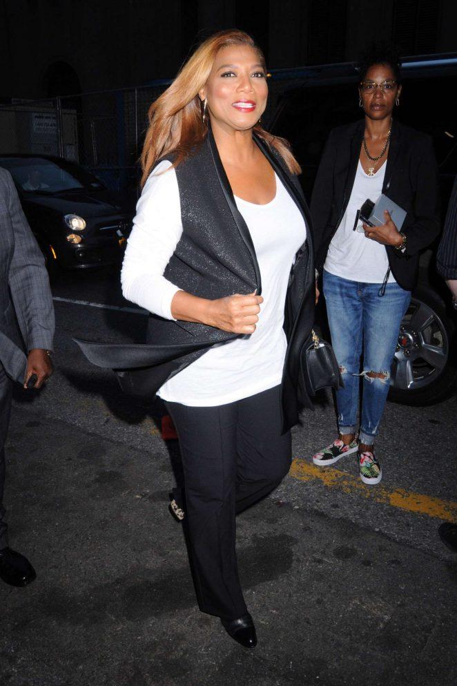 Queen Latifah - Target IMG NYFW Kickoff Party in New York